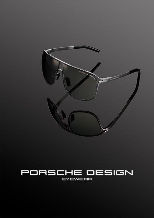 ce63551eb45a34 Porsche Design Laser Cut brillen  hoogste precisie en perfectie